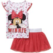 bf75e90f7a1 Minnie Mouse Baby   Toddler Outfit Sets