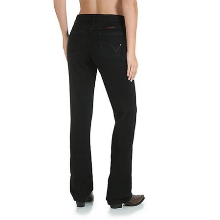 Womens Wrangler - wrangler women's jeans  q- ultimate riding denim - wrq20bl