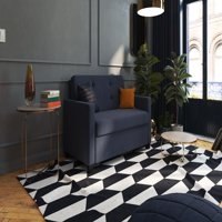Signature Sleep Devon Sleeper Sofa with Memoir CertiPUR-US® certified Memory Foam Mattress, Multiple Colors and Sizes