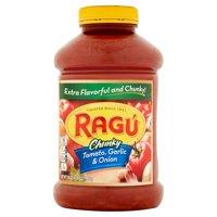 Ragú Chunky Tomato, Garlic & Onion Pasta Sauce 66 oz.
