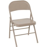 Cosco Steel Folding Chair, Set of 4
