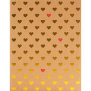 Pinnacle Frames and Accents 2Up Heart Photo Album