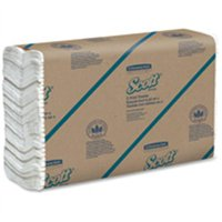 Scott Surpass C-Fold Paper Towels, White, 200 sheets, (Pack of 12)