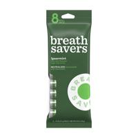 (2 Pack) Breath Savers, Spearmint Mints, 6 Oz