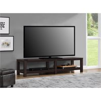 "Mainstays Parsons TV Stand for TVs up to 65"", Multiple Colors"