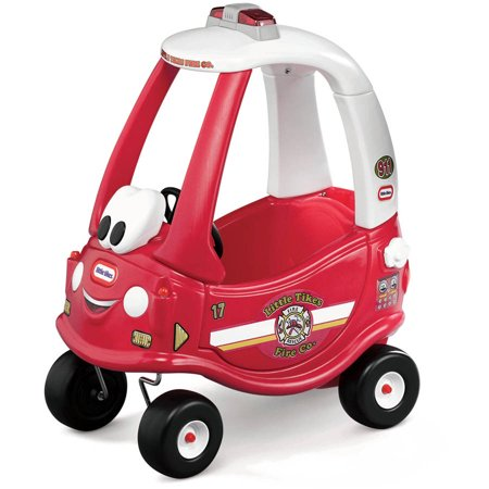Cozy Coupe Truck (Little Tikes Ride and Rescue Cozy Coupe)