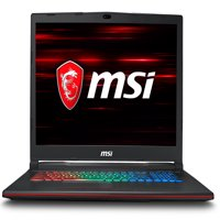 "MSI GP73 Leopard Premium 17.3 inch Gaming and Business Laptop (Intel 8th Gen Coffee Lake i7-8750H, 16GB RAM, 2TB HDD + 512GB PCIe NVMe SSD, 17.3"" Full HD 1920x1080, GTX 1050Ti 4GB, Win 10 Home)"