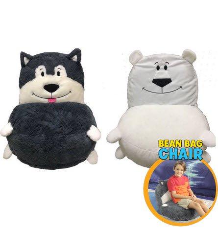 Flipazoo Plush 2 In 1 Kids Stuffed Animal Chair Multiple Options