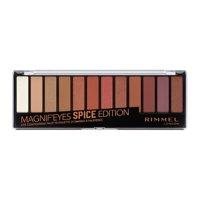 Rimmel Magnif'eyes Eyeshadow Palette, Spice