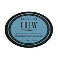 American Crew Fiber 1.75 Oz, Provides Texture With Added Thickness And A Matte Finish