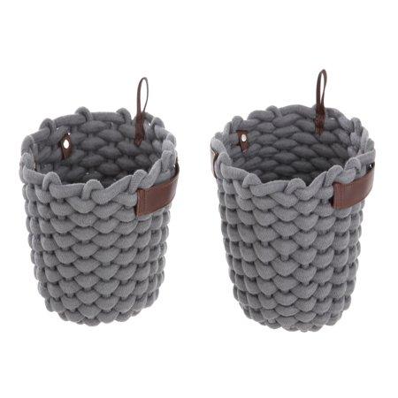- Better Homes & Gardens Chunky Rope 2 PC Basket Set