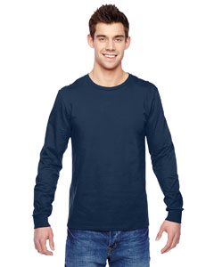 Fruit of the Loom Adult 4.7 oz. Sofspun® Jersey Long-Sleeve