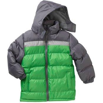 Climate Concepts Boys Bubble Jacket