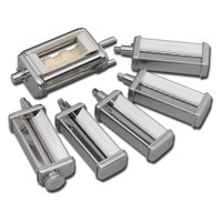 KitchenAid KPEX Pasta Excellence Set - Stainless Steel