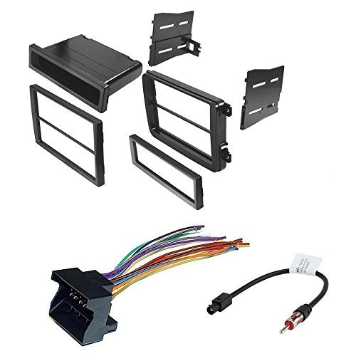 car stereo harness Auto Stereo Harness volkswagen 2005 2014 jetta (fits 2005 jetta with newer body style only) car
