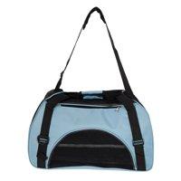 Pet Carrier Backpack Front Net Bag for Puppy Dog / Cat, Tote Sling Carrier Pet Travel Bag, Waterproof Hollow-out Portable Breathable Shoulder Handbag for Outdoor