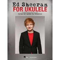 Ed Sheeran for Ukulele (Paperback)