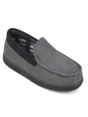 Daxx Men's Saban Moccasin Slipper