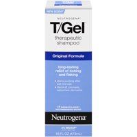 Neutrogena T/Gel Therapeutic Dandruff Treatment Shampoo, 16 fl. oz