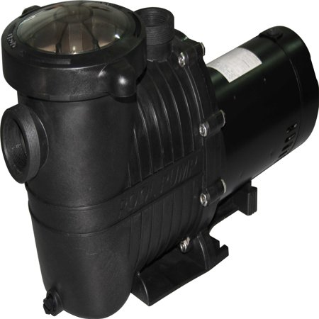 Energy Efficient 2 Speed Pump for In-Ground Swimming Pool 0.75 HP-115V