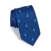 b65a0953259 Vineyard Vines Men s Anchor Silk Tie in Red