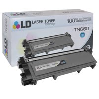 LD Compatible Brother TN660 High Yield Black Toner Cartridge for use in DCP-L2520DW, DCP-L2540DW, HL-L2300D, HL-L2305W, HL-L2320D, HL-L2340DW, HL-L2360DW & MFC-L2680W, MFC-L2685DW, MFC-L2740DW