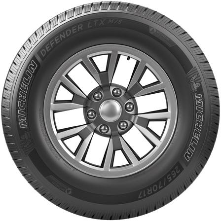 Michelin Defender LTX M/S Highway Tire 265/70R17