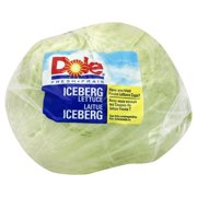 Iceberg Lettuce, 1 Each