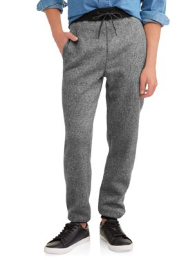 Hollywood Men's Herringbone Fleece Jogger