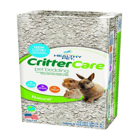 Healthy Pet CritterCare Paper Bedding, 14 - Bedding For Hamsters