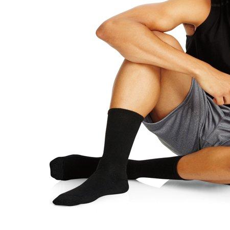 Men's Cushion FreshIQ Crew Socks - Thorlo Mens Thin Cushion