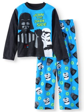 Boy's Star Wars 2 Piece Long Sleeve Pajama Sleep Set (Big Boys & Little Boys)