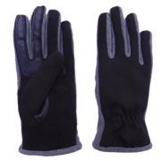 576862c47 isotoner Active Smart Touch Womens Black & Gray SmarTouch Tech Stretch  Gloves