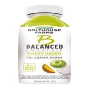 Bolthouse Farms B Balanced Sweet Green, 11 oz.
