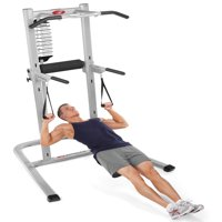 Bowflex Body Tower with E-Z Adjust Horizontal Bars and 20+ Exercises