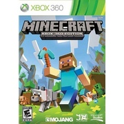 Minecraft Xbox 360 Edition, Microsoft, Xbox 360, 885370606515