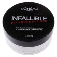 L'Oreal Paris Infallible Pro Matte Loose Setting Powder