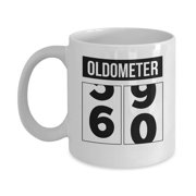 60th Birthday Ideas For Men Women Coffee Tea Gift Mug