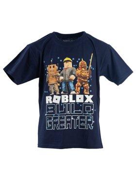"""Build Greater"" Short Sleeve Graphic Tee (Little Boys & Big Boys)"