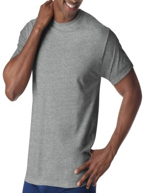 Men's X-Temp Comfort Cool Dyed Crewneck Undershirt, 5 pack