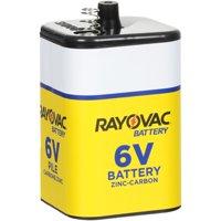 Rayovac® 6V Zinc-Carbon Battery