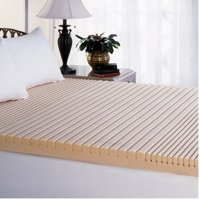 Beautyrest 3.5 inch Geo-Matt Foam Mattress Topper in Multiple Sizes
