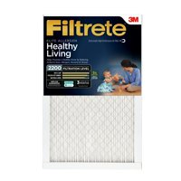 Filtrete 14x20x1, Elite Allergen Reduction HVAC Furnace Air Filter, 2200 MPR, 1 Filter
