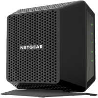 NETGEAR CM700 (32x8) Cable Modem (No WiFi), DOCSIS 3.0   Certified for XFINITY by Comcast, Time Warner, Charter, and more (CM700-100NAS)