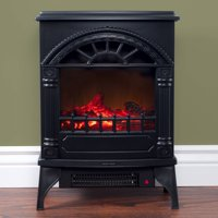 Freestanding Electric Log Indoor Fireplace by Northwest