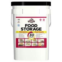 Augason Farms 30-Day Emergency Food Storage Supply