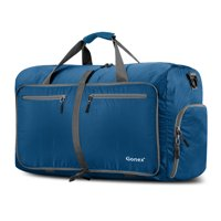 Product Image Gonex 60L Foldable Travel Duffel Bag Water   Tear Resistant 7d407109c6