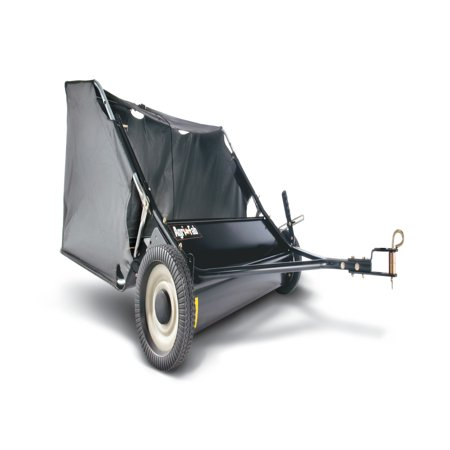 "Agri-Fab, Inc. 42"" 13.2 Cu. Ft. Capacity Tow Behind Lawn Sweeper Model #45-03201"