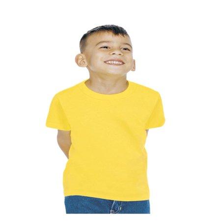American Apparel T-Shirts Kids Fine Jersey Short Sleeve T-Shirt 2105W
