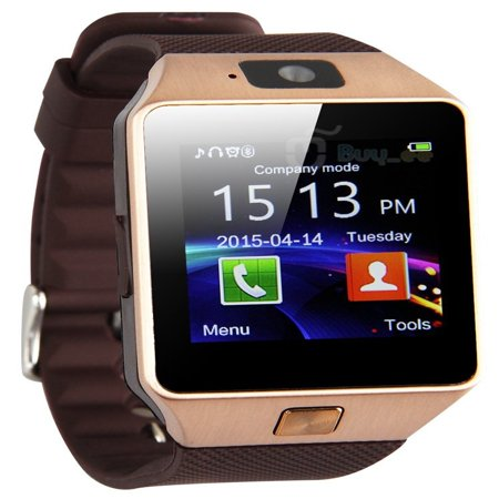 Cameo Link Watch - Bluetooth Smart Watch Wrist Watch Phone Mate with Camera For iPhone Android Smart Phones